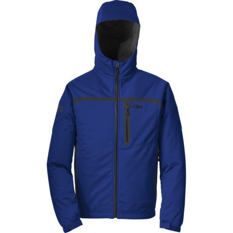 Outdoor Research Mithrilite Soft Shell Jacket - Waterproof (For Men) in Abyss