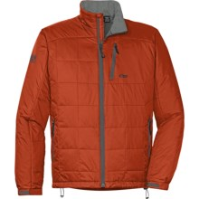 Outdoor Research Neoplume Jacket - PrimaLoft® ECO (For Men) in Diablo - Closeouts