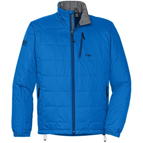 Outdoor Research Neoplume Jacket - PrimaLoft® ECO (For Men) in Glacier