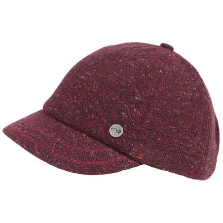 Outdoor Research Nieve Winter Baseball Cap - Wool Blend (For Women) in Pinot - Closeouts