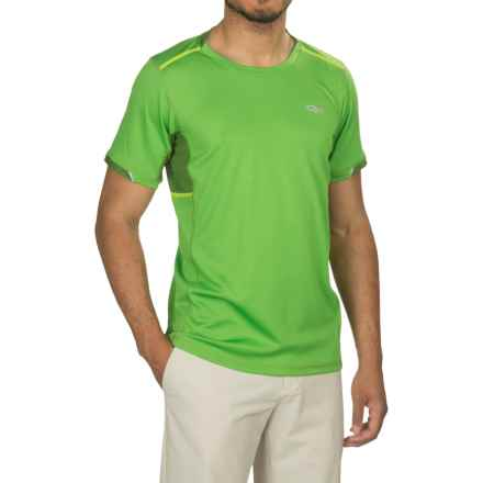 Outdoor Research Octane T-Shirt - Short Sleeve (For Men) in Flash - Closeouts