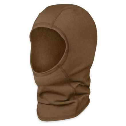 Outdoor Research Option Balaclava (For Men) in Coyote - Closeouts