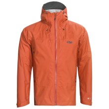 Outdoor Research Paladin Jacket - Waterproof (For Men) in Ember - Closeouts
