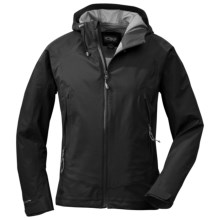 Outdoor Research Paladin Jacket - Waterproof (For Women) in Black - Closeouts