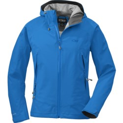 Outdoor Research Paladin Jacket - Waterproof (For Women) in Bluebird