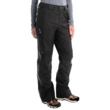 Outdoor Research Paladin Pants - Waterproof (For Women) in Black - Closeouts
