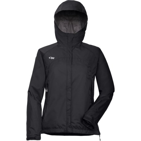 Outdoor Research Palisade Jacket - Waterproof (For Women) in Black