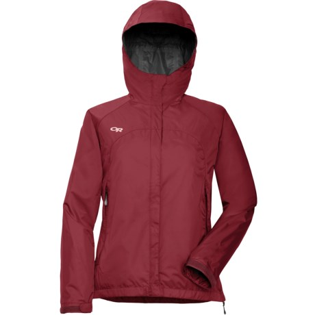 Outdoor Research Palisade Jacket - Waterproof (For Women) in Blossom
