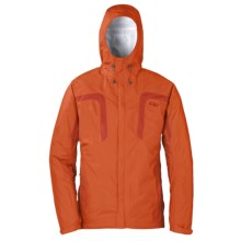 Outdoor Research Panorama Jacket - Waterproof (For Men) in Ember/Diablo - Closeouts