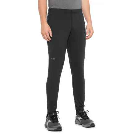 Outdoor Research Pentane Tights (For Men) in Black - Closeouts