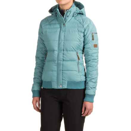 Outdoor Research Placid Down Jacket - 700 Fill Power (For Women) in Rio - Closeouts