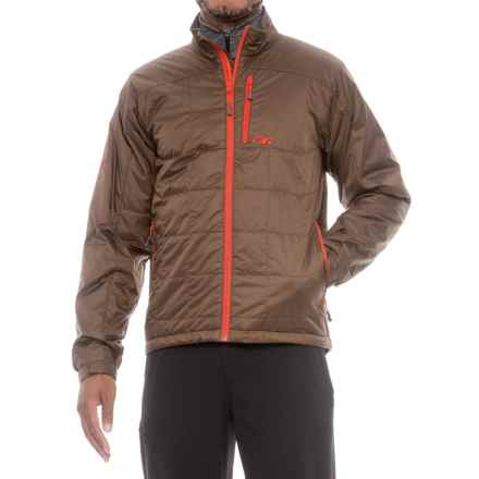 Outdoor Research  PrimaLoft® Neoplume Jacket (For Men) in Earth/Diablo - Closeouts
