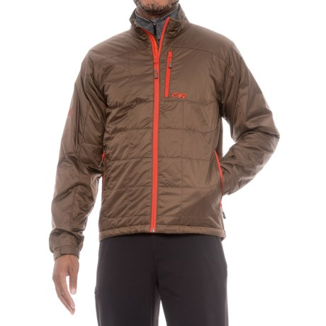 Outdoor Research  PrimaLoft® Neoplume Jacket (For Men) in Earth/Diablo