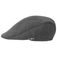 Outdoor Research Pub Cap - Ear Flaps (For Men and Women) in Pewter - Closeouts