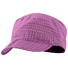 Outdoor Research Radar Pocket Cap - UPF 50+ (For Men and Women) in Crocus Check - Closeouts