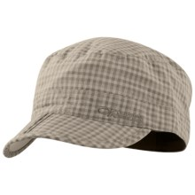 Outdoor Research Radar Pocket Cap - UPF 50+ (For Men and Women) in Sandstone Check - Closeouts