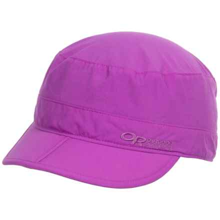 Outdoor Research Radar Pocket Cap - UPF 50+ (For Men and Women) in Ultraviolet - Closeouts