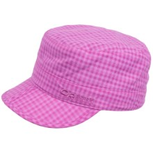 Outdoor Research Radar Pocket Hat - UPF 30 (For Men and Women) in Crocus Check - Closeouts