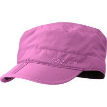 Outdoor Research Radar Pocket Hat - UPF 30 (For Men and Women) in Crocus - Closeouts