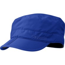 Outdoor Research Radar Pocket Hat - UPF 30 (For Men and Women) in True Blue - Closeouts