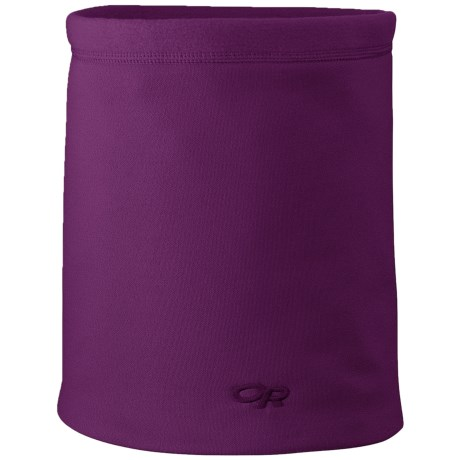 Outdoor Research Radiant Fleece Neck Gaiter (For Men and Women) in Orchid