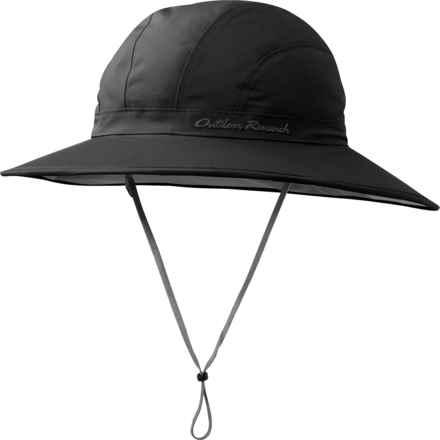 Outdoor Research Raindance Gore-Tex® Sombrero - Waterproof (For Women) in Black - Closeouts
