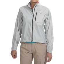 Outdoor Research Redline Jacket (For Women) in Alloy Smu - Closeouts