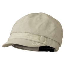 Outdoor Research Reflection Cap - UPF 50 (For Women) in Cairn - Closeouts