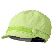 Outdoor Research Reflection Cap - UPF 50 (For Women) in Olivine - Closeouts