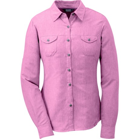 Outdoor Research Reflection Shirt - UPF 50+, Roll-Up Long Sleeve (For Women) in Crocus