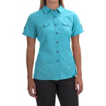 Outdoor Research Reflection Shirt - UPF 50+, Short Sleeve (For Women) in Rio - Closeouts