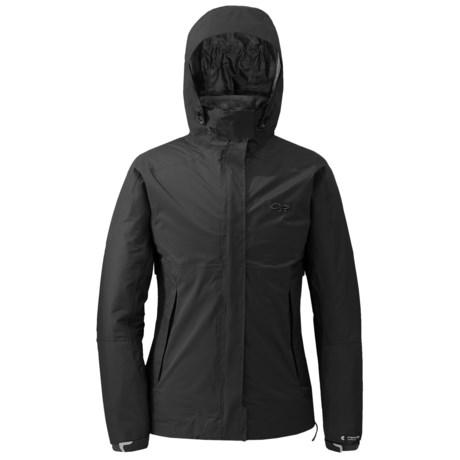 photo: Outdoor Research Reflexa Trio Jacket component (3-in-1) jacket