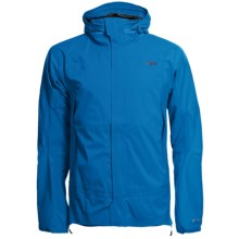 Outdoor Research Revel Jacket - Waterproof (For Men) in Glacier - 2nds
