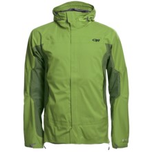 Outdoor Research Revel Jacket - Waterproof (For Men) in Leaf/Sitka - 2nds