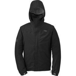 Outdoor Research Revel Trio Jacket - Waterproof, Insulated, 3-in-1 (For Men) in Black