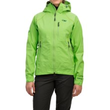 Outdoor Research Revelation Gore-Tex® Jacket - Waterproof (For Women) in Apple - Closeouts