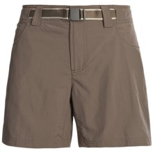 Outdoor Research Reverie Shorts (For Women) in Mushroom - Closeouts