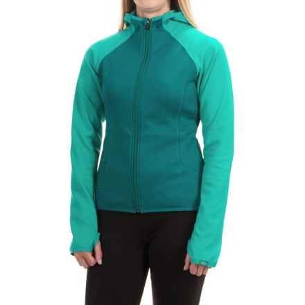 Outdoor Research Rumor Jacket (For Women) in Atlantis/Aquarium - Closeouts