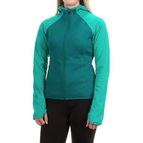 photo: Outdoor Research Rumor Jacket fleece jacket