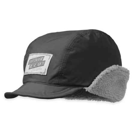 Outdoor Research Saint Hat (For Men) in Black - Closeouts