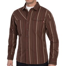 Outdoor Research Sawtooth Shirt - Long Sleeve (For Men) in Earth - Closeouts