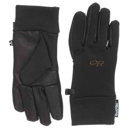 Outdoor Research Sensor Gloves (For Men) in 001 Black - Overstock