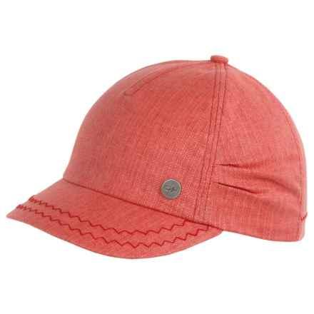 Outdoor Research Shea Baseball Cap (For Women) in Flame - Closeouts