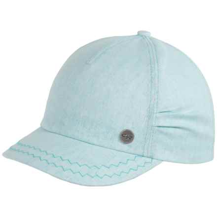 Outdoor Research Shea Baseball Cap (For Women) in Ice - Closeouts