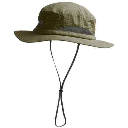 Outdoor Research Sol Hat (For Men and Women) in Pewter Check - Closeouts