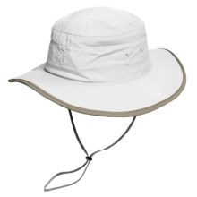Outdoor Research Solar Roller Hat (For Women) in White/Khaki - Closeouts
