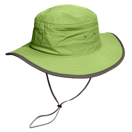 Outdoor Research Solar Roller Hat (For Women) in Willow/Dark Grey