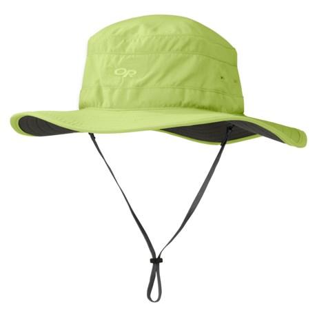 5ec02c8a6e565 Outdoor Research Solar Roller Sun Hat - UPF 50+ (For Women) in Laurel