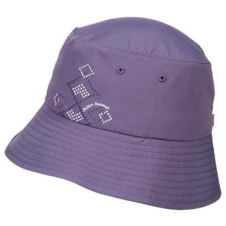 Outdoor Research Solaris 13 Bucket Hat - UPF 50+, Crushable (For Women) in Fig - Closeouts