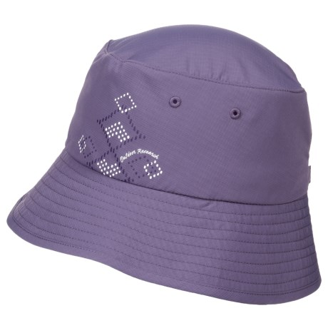 Outdoor Research Solaris 13 Bucket Hat - UPF 50+, Crushable (For Women) in Fig
